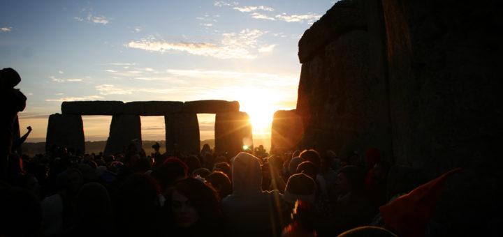 Stonehenge Summer Solstice Festival