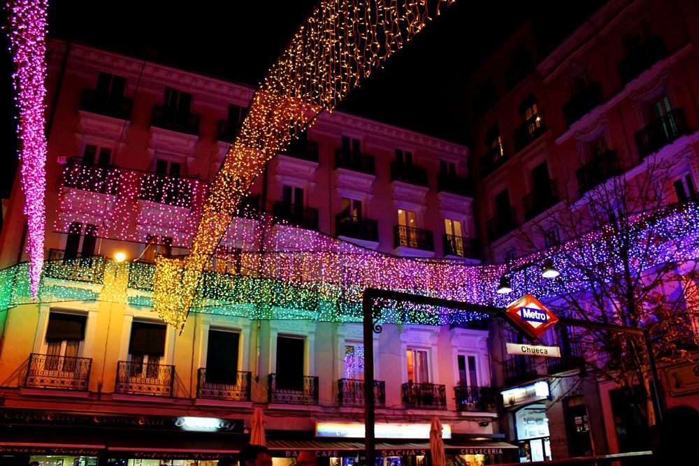 Chueca Christmas, Spain