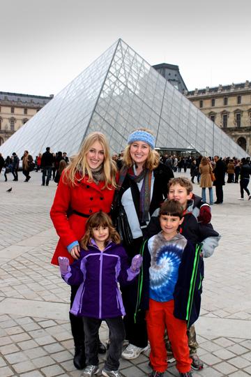 Louvre, Paris, France