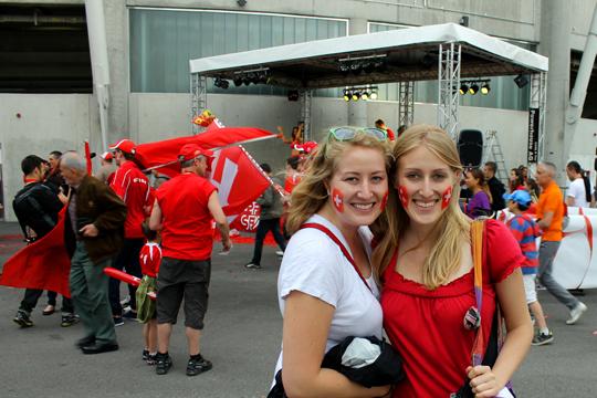 World Cup qualifier, Geneva, Switzerland