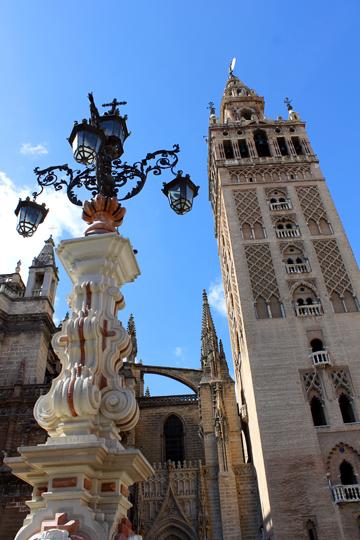 Cathedral and Giralda, Sevilla, Spain