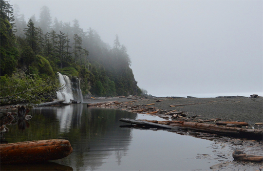 Hiking the West Coast Trail, British Columbia, Canada