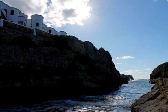 Cala'n Blanes, Menorca, Spain