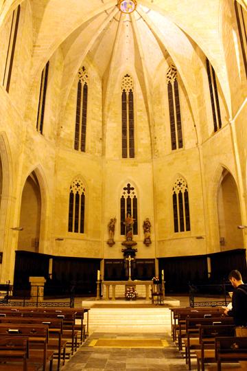 Cathedral, Ciutadella, Menorca, Spain