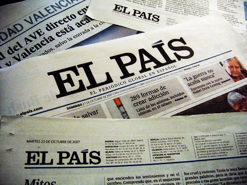 El País, Spanish newspaper