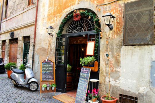 Wandering Roman streets