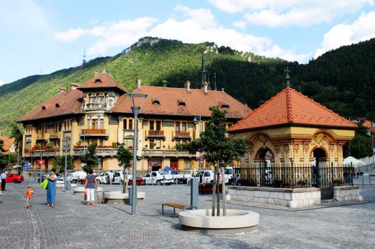 European country one of a gazillion I love: Romania