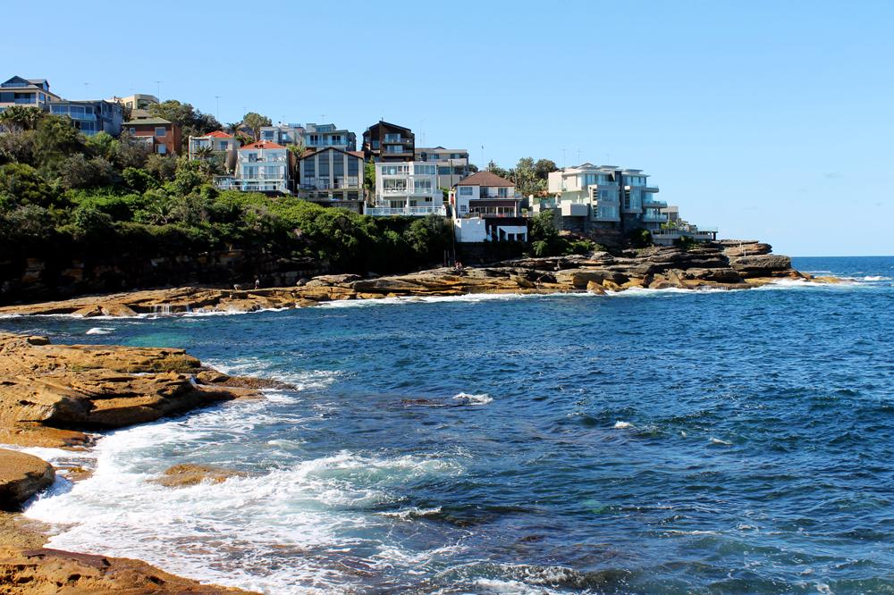 Maroubra to Coogee walk, Sydney, Australia