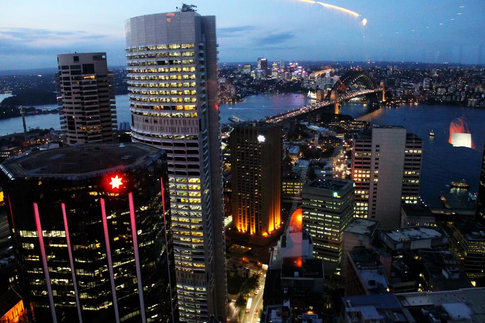 Sydney, Australia - O Bar
