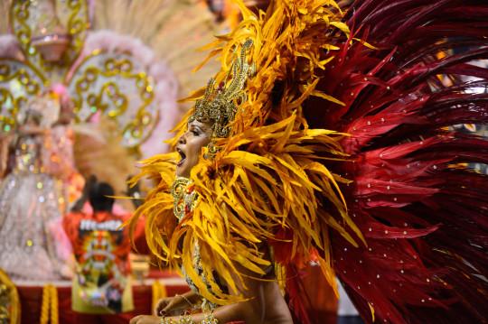 Carnaval, Tenerife, Canary Islands, Spain