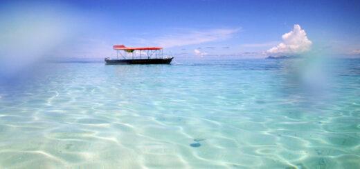 Beachcomber Island, Fiji