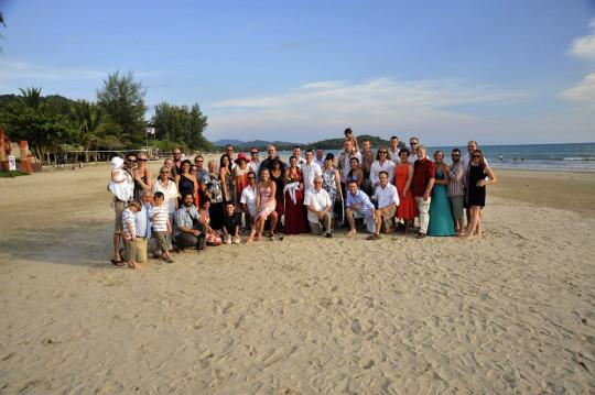 Roshan's wedding in Thailand