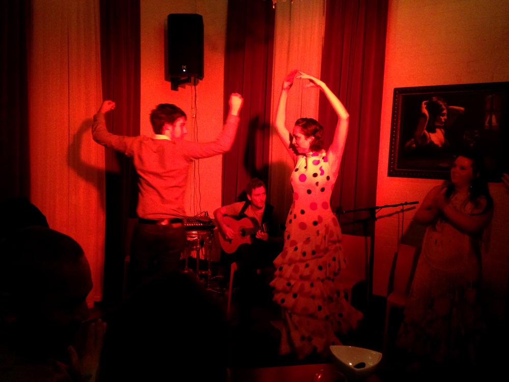 Alegrias Flamenco, Balmain, Sydney