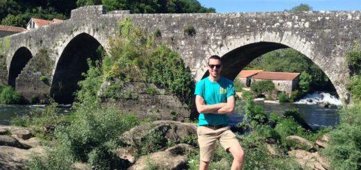 Ponte Maceira, Galicia