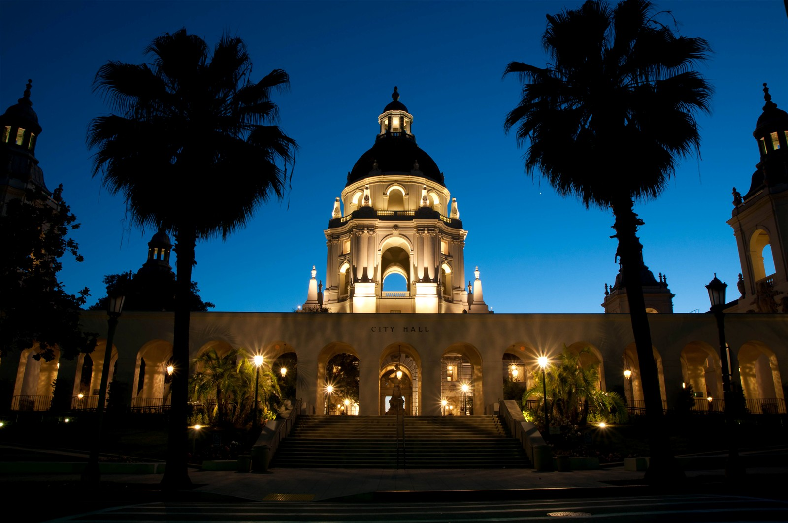 Pasadena City Hall (photo credit)