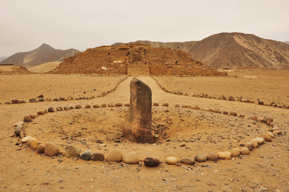 Caral, Peru - lesser known secrets