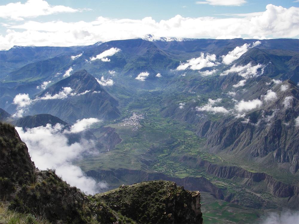Cotahuasi Canyon, Peru's lesser known secrets, off the beaten path