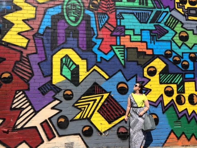 Jayne in Sydney