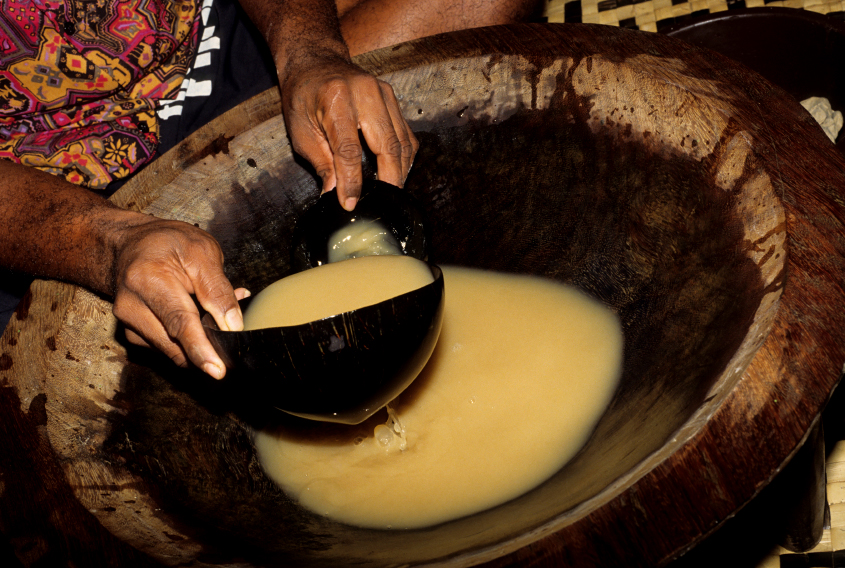Kava ceremony, Fiji
