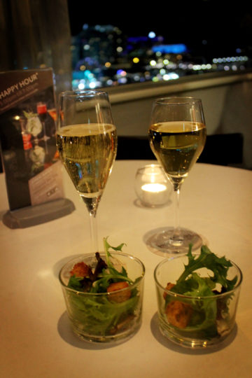PARKROYAL Darling Harbour Club Lounge, Sydney