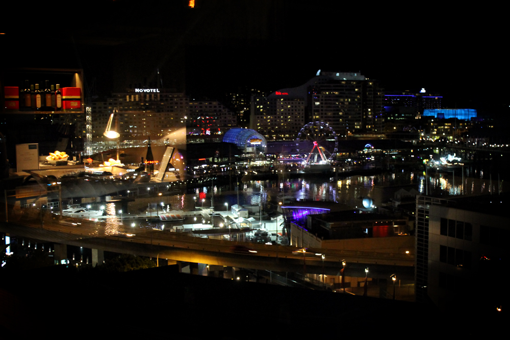 PARKROYAL Darling Harbour view, Sydney