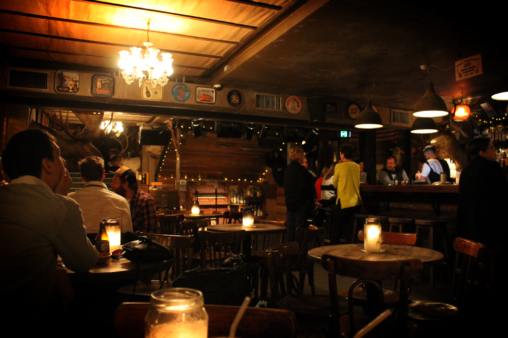 Shady Pines Saloon, Surry Hills, Sydney