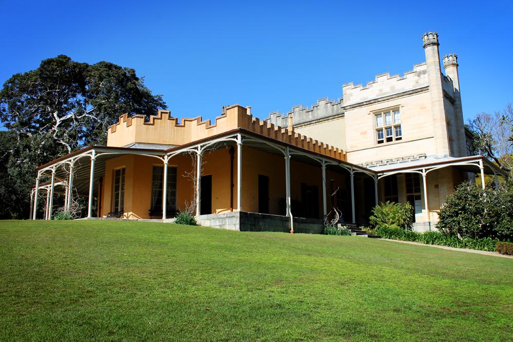 Vaucluse House, Sydney