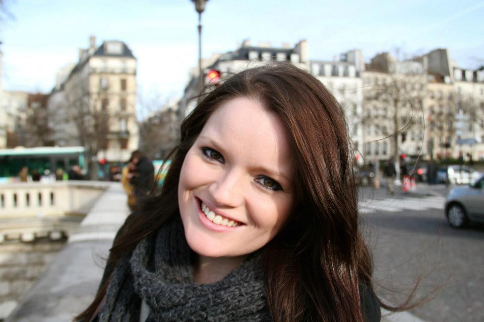 Gabby, The Globe Wanderers, Paris