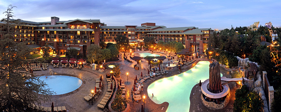 Grand Californian Hotel, Disneyland
