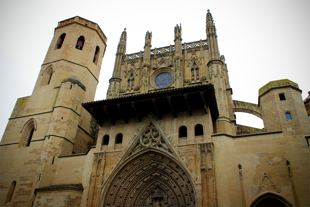Catedral of Huesca, Spain