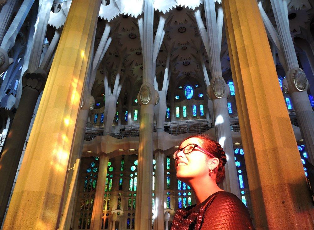 Kim-Ling in Barcelona