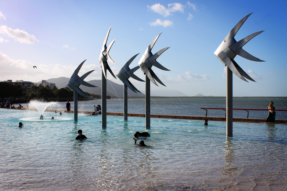 The Lagoon, Cairns, Queensland, Australia