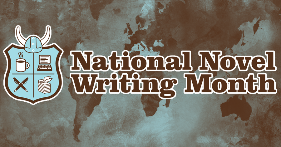 NaNoWriMo Travel Blogging Challenge