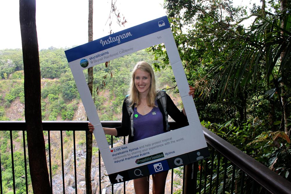 Barron Falls, Skyrail, Cairns