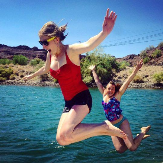 Parker, Arizona, Colorado River