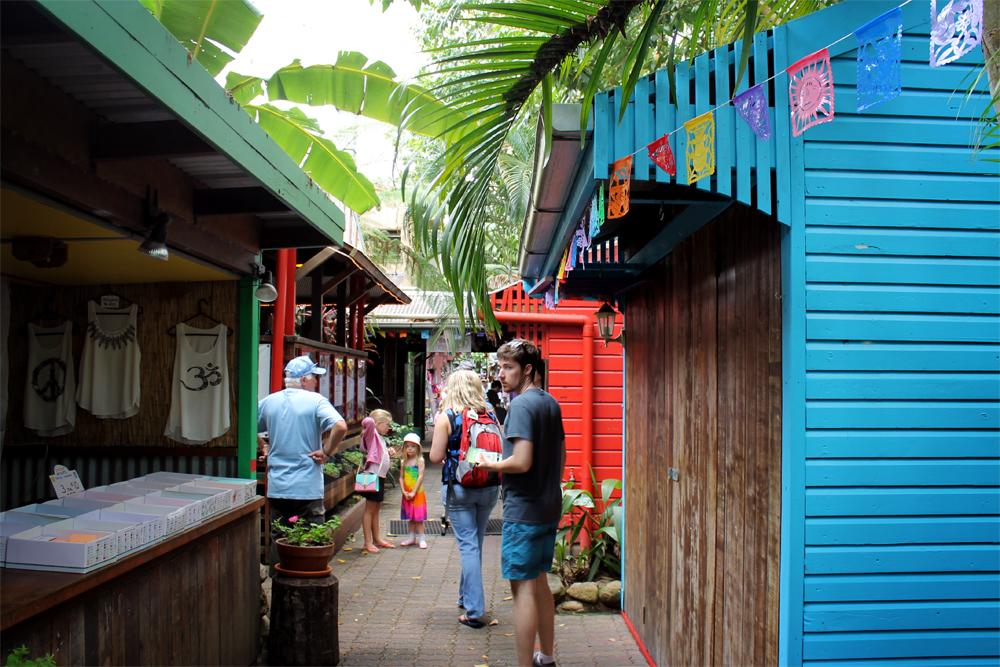 Kuranda Markets, Australia
