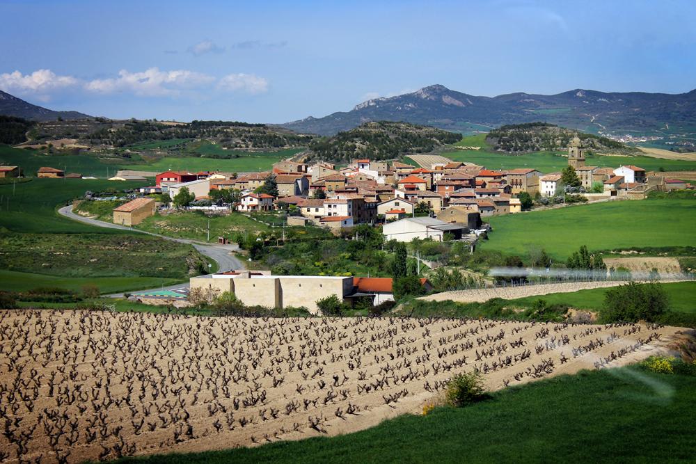 La Rioja, Spain countryside