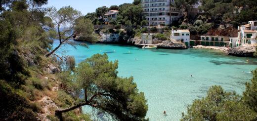 Cala Santanyi, Mallorca, Spain