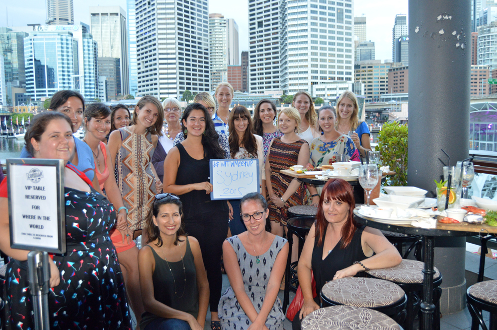 Sydney travel blogger meetup