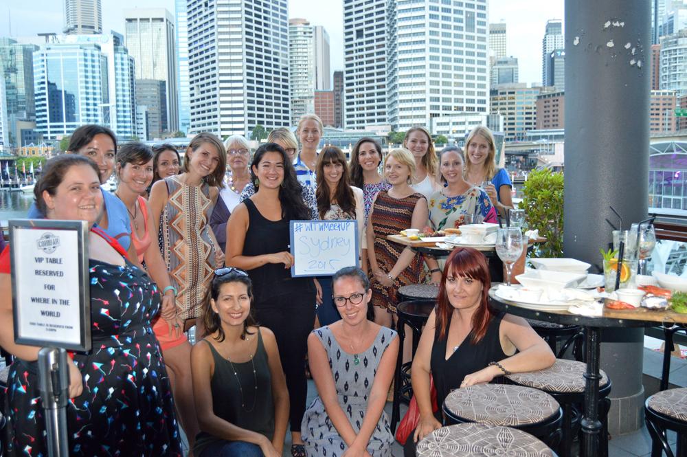 Sydney travel blogger meetup