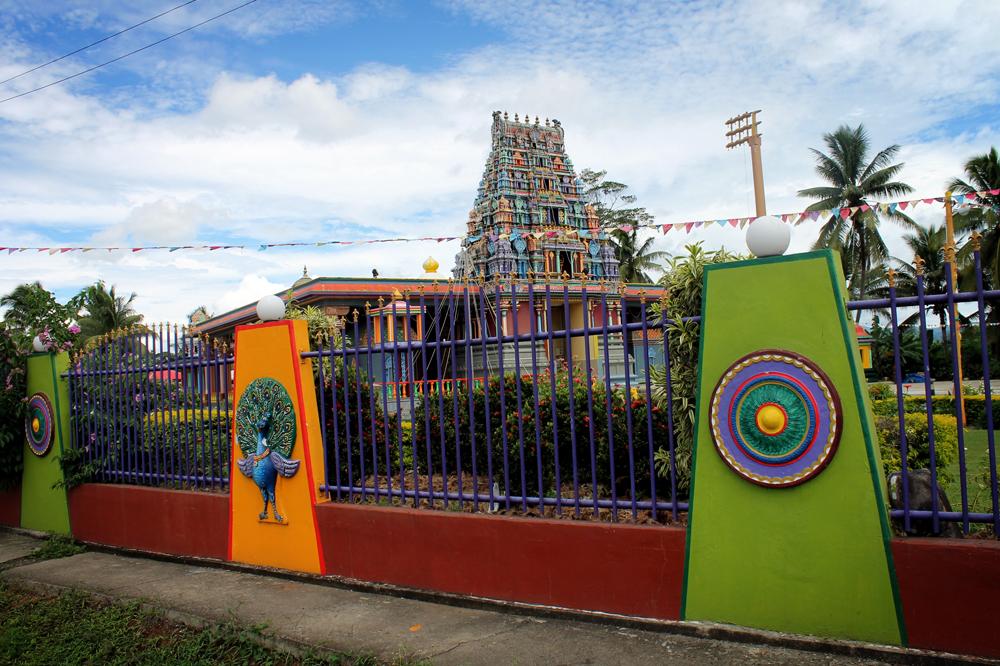 Nadi, Fiji: Sri Siva Subramaniya Hindu temple