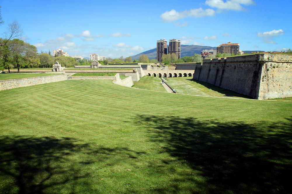 Citadel, Pamplona, Spain