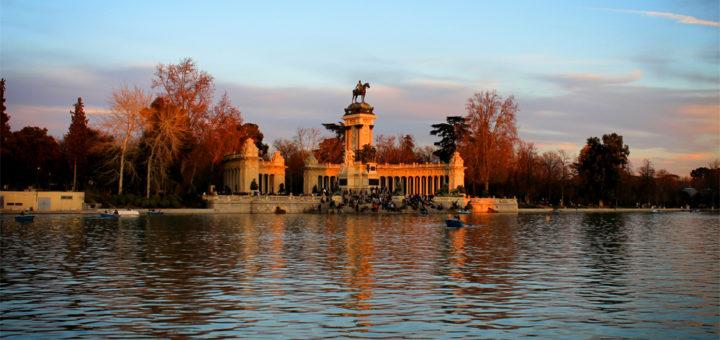 Parque del Retiro, Madrid, Spain
