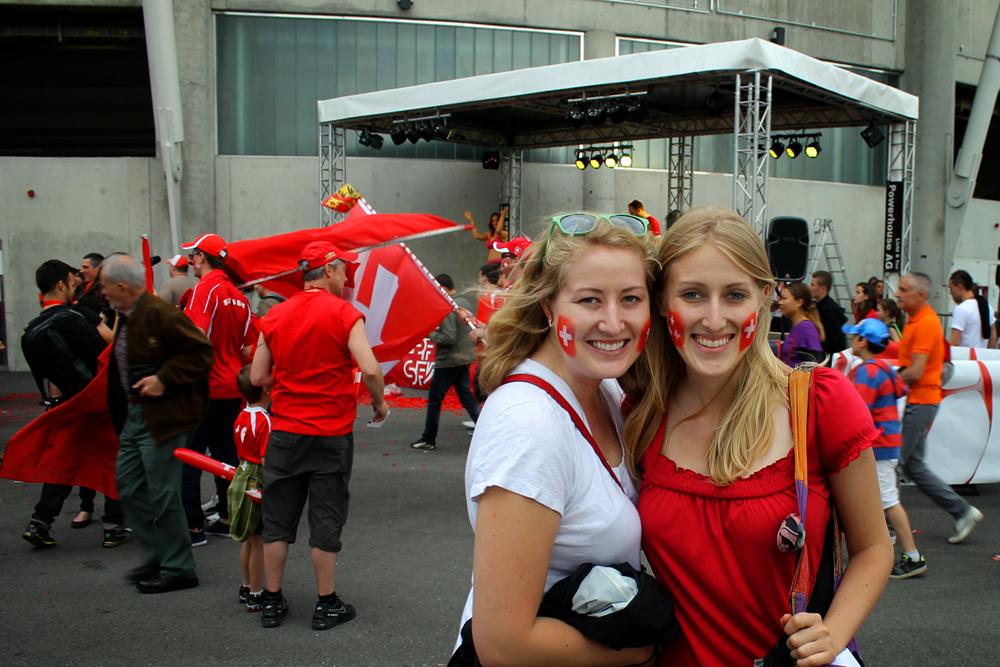 Switzerland World Cup Qualifying Match, Geneva