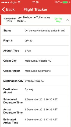 Webjet Travel App