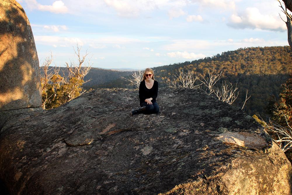 Perisher, Australia hiking