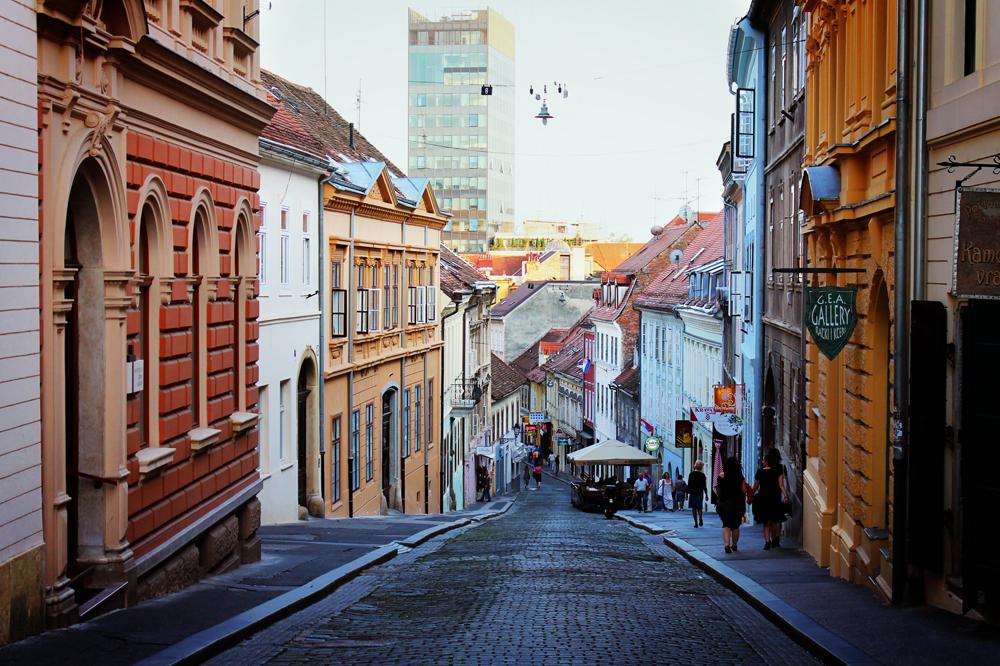 Gradec, Zagreb, Croatia