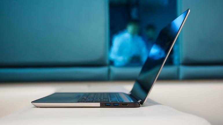 Travel laptops - Toshiba Radius