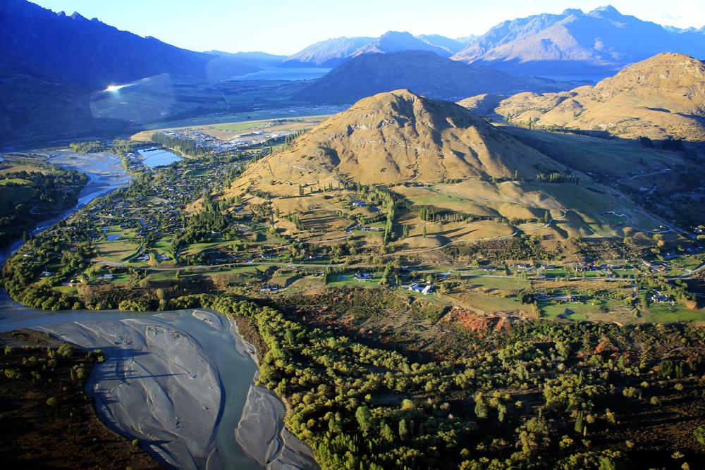 Air Milford, Queenstown, New Zealand