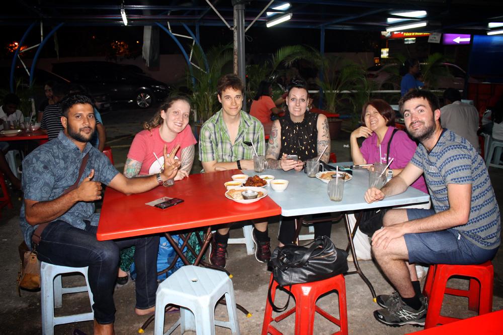 Kuala Lumpur, Food Tour Malaysia